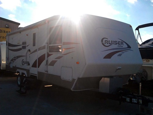 2005 Cross Roads Cruiser Travel Trailer