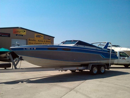 1985 Chris Craft 260 STINGER Limited