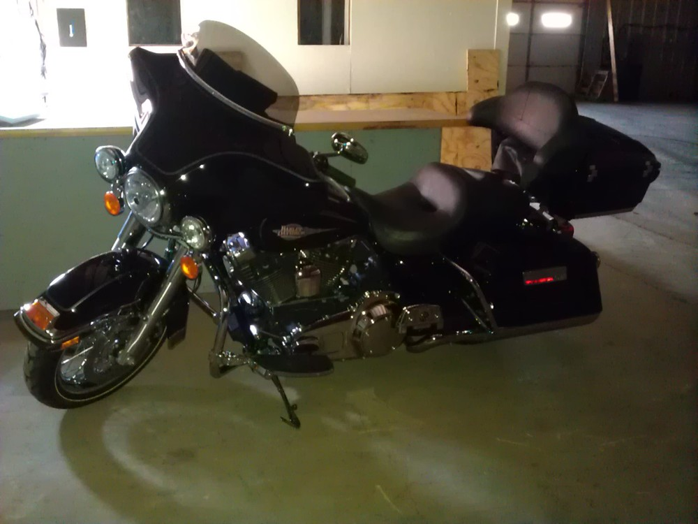 2009 Harley Davidson Electra Glide Classic 7100 Miles One Owner