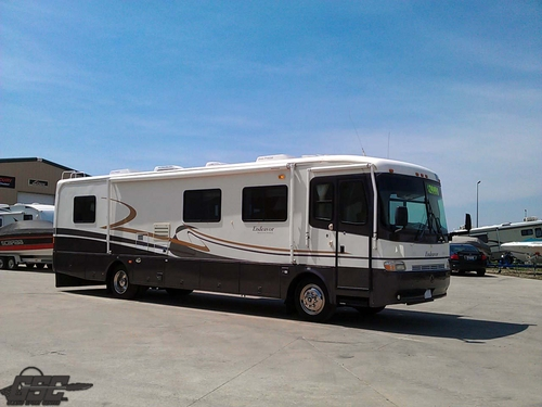 1998 Holiday Rambler Endeavor 37