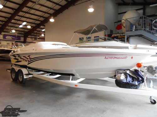 2001 Sunsation 25 Aggressor