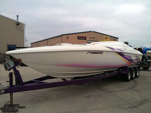2002 SUNSATION 32 DOMINATOR