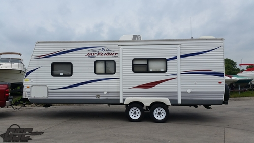 2010 JAYCO JAY FLIGHT 24 FBS
