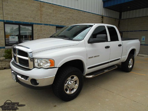 2005 Dodge Ram 2500 Big Horn SLT