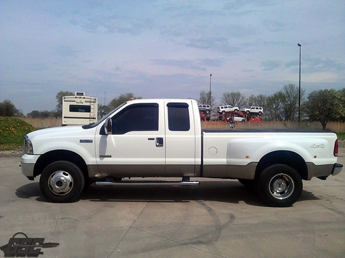 2007 Ford F 350 Lariat Super Duty