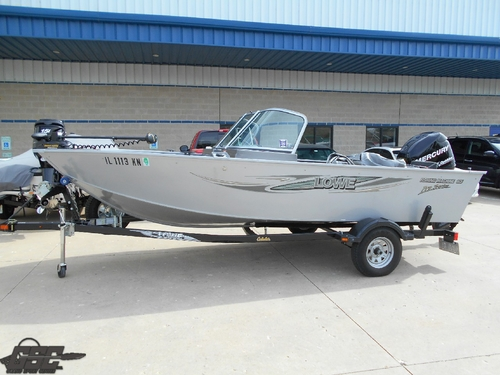 2012 Lowe Fishing Machine 165 Pro WT