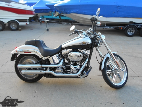 2003 Harley Davidson Softail Deuce