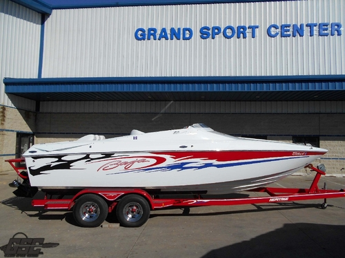 2005 Baja Marine 23 Outlaw SST – 496 HO LISTED AND SOLD WITHIN 48 HRS!!!