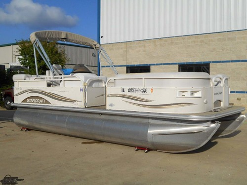 2005 Starcraft Elite 206 Pontoon