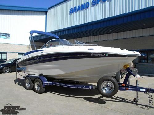 2006 Azure 224 Deckboat