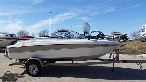 2005 FOUR WINNS 170 FISH N SKI