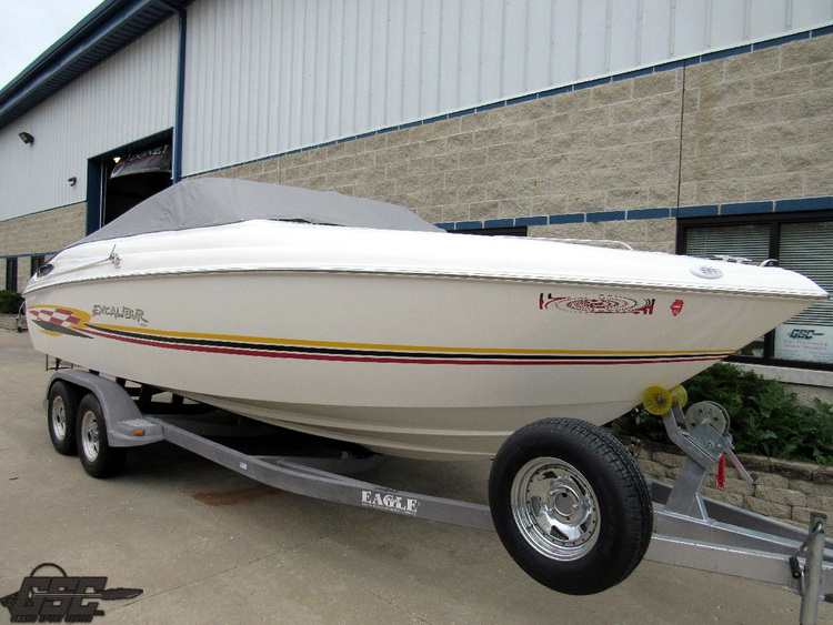 1999 Wellcraft 23 Excalibur