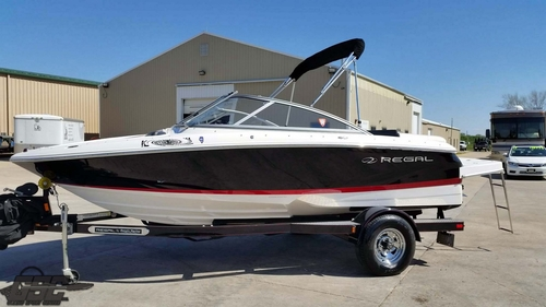 2011 REGAL 190 BOW RIDER