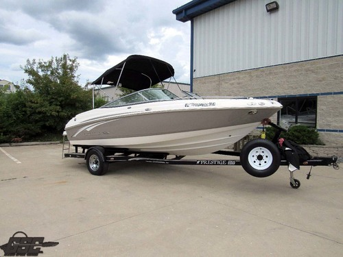 2007 Chaparral 204SSi Bowrider