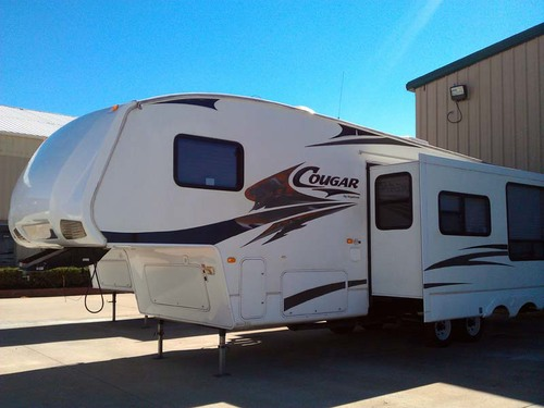 2008 Keystone Cougar 289 BHS Fifth Wheel