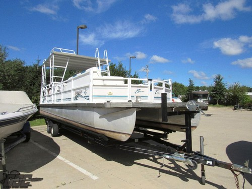 1999 JC Suntoon 28 Pontoon