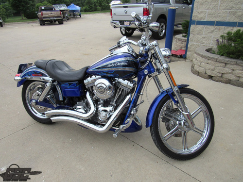 2008 Harley Davidson FXDSE2 Screamin Eagle Dyna