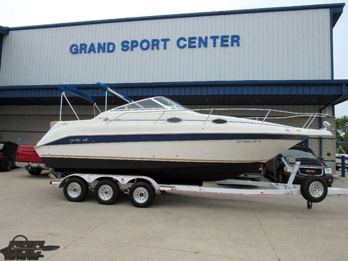 1996 SeaRay 250 SDA