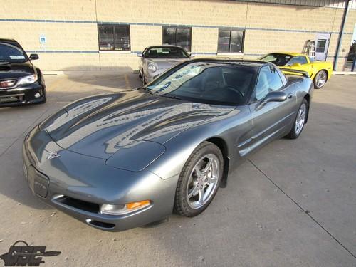 2003 Chevrolet Corvette C5