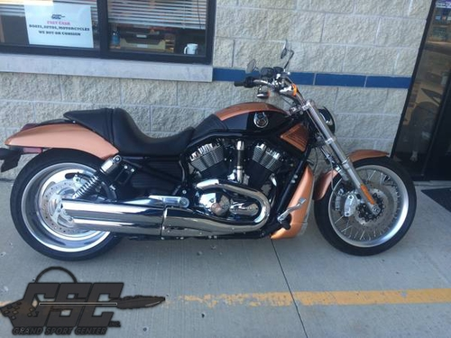 2008 Harley V-Rod, 105th Anniversary