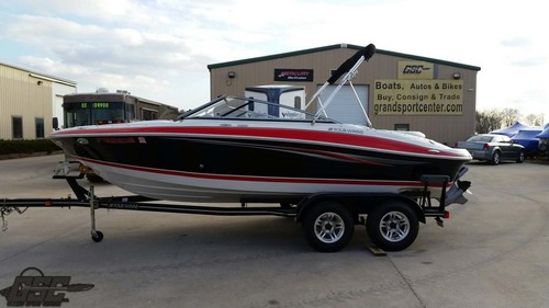 2008 FOUR WINNS H200 OPEN BOW