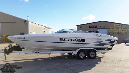 1998 WELLCRAFT 26 SCARAB
