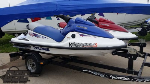PAIR OF POLARIS JET SKIS - Sold in two days!