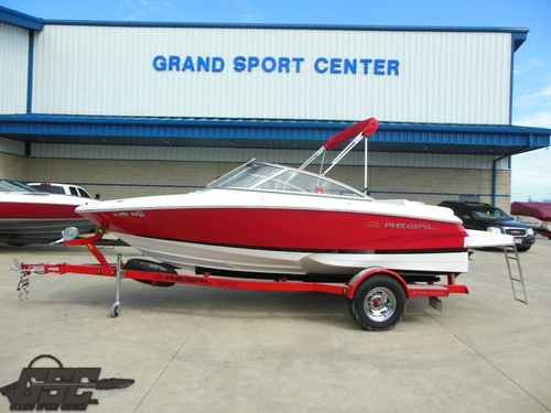 2010 Regal 1900LE Bowrider