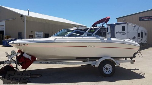 1998 SEARAY 185 BOW RIDER