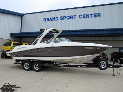 2008 Sea Ray 250 SLX Bowrider