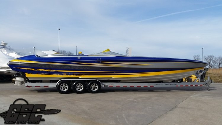 2007 NORTECH 43 SUPER V