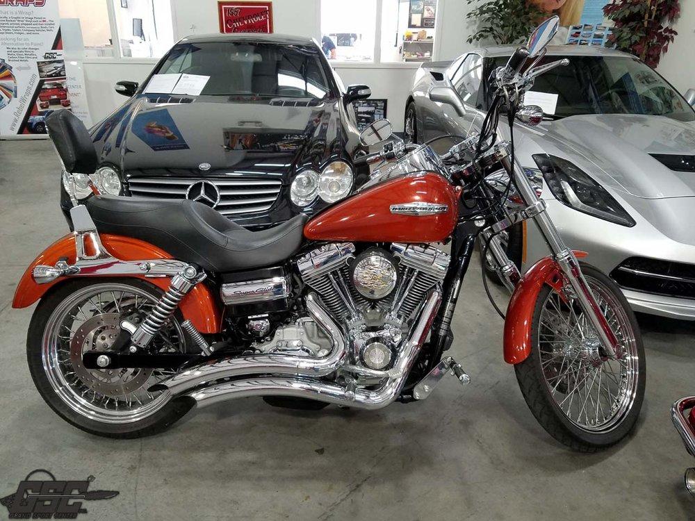 2006 Harley Davidson Superglide Custom