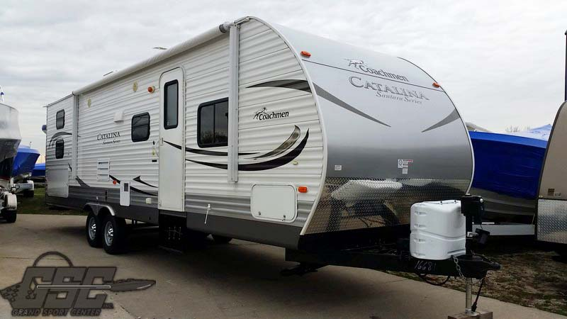 2014 COACHMAN CATALINA