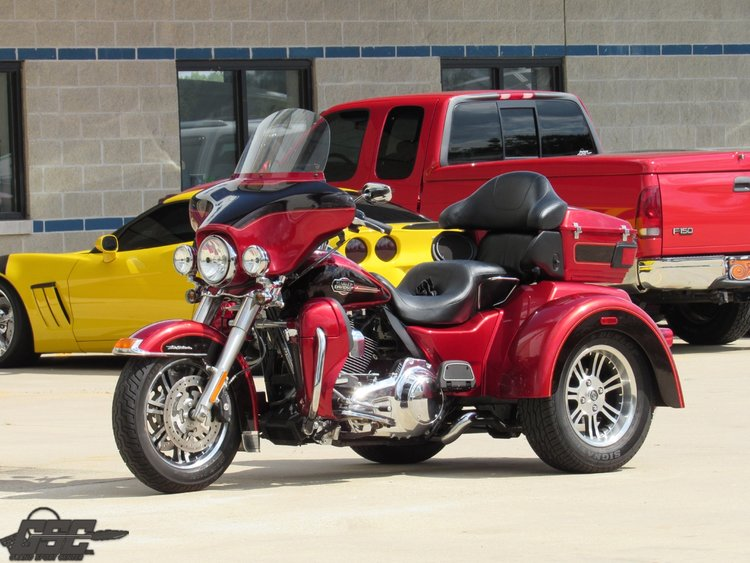 2012 Harley Davidson TriGlide Ultra Classic