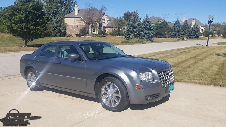 2007 CHRYSLER LIMITED TOURING 300
