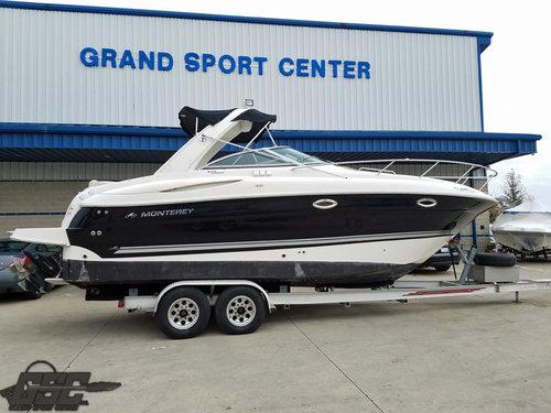 2007 Monterey 270 Cruiser
