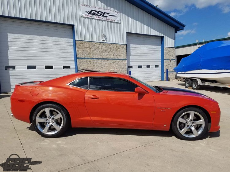 2010 Chevrolet Camaro 2SS RS SLP Package