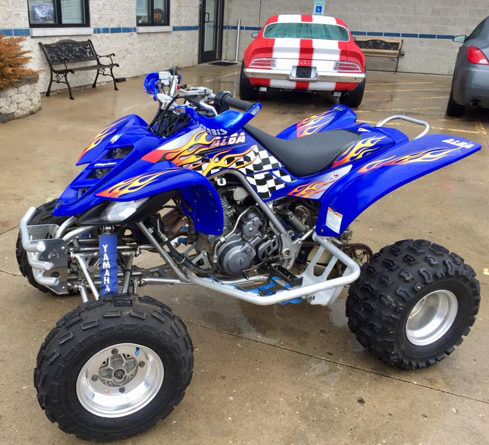 2005 Yamaha Raptor 660 (Sold in 24 hours!)