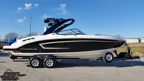 2015 CHAPARRAL 277 SSX OPEN BOW