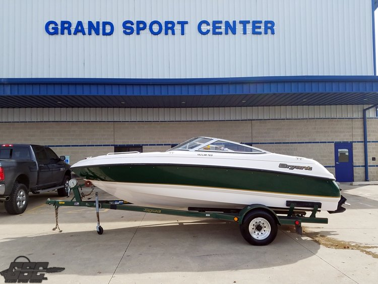 1999 Bryant 182 Limited Bowrider