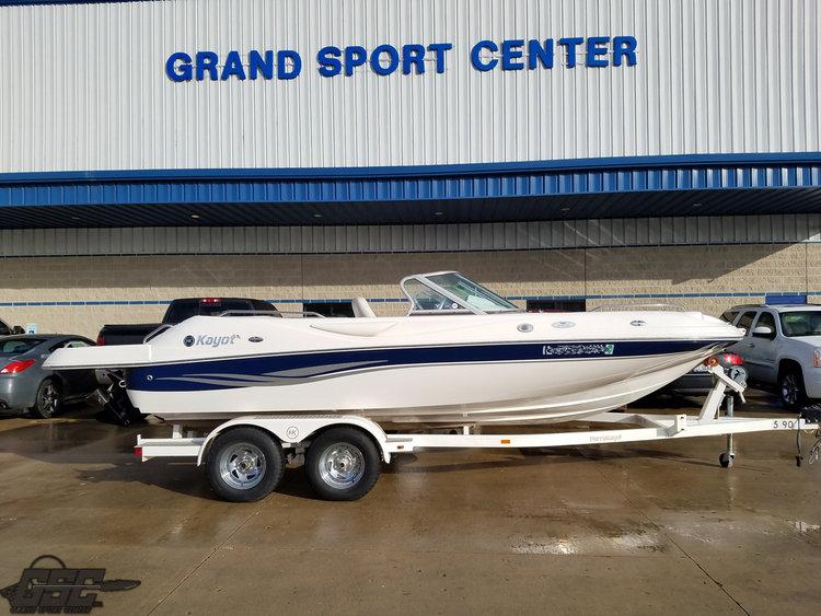 2003 Harris Kayot V200 Deckboat