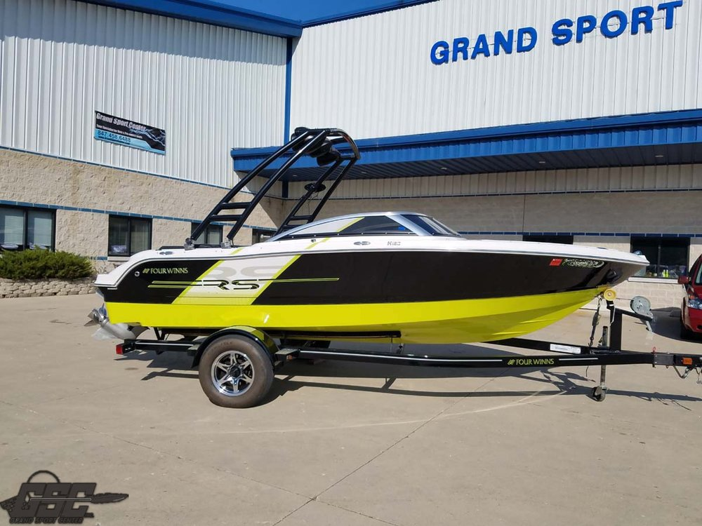 2014 Four Winns 180 Horizon RS