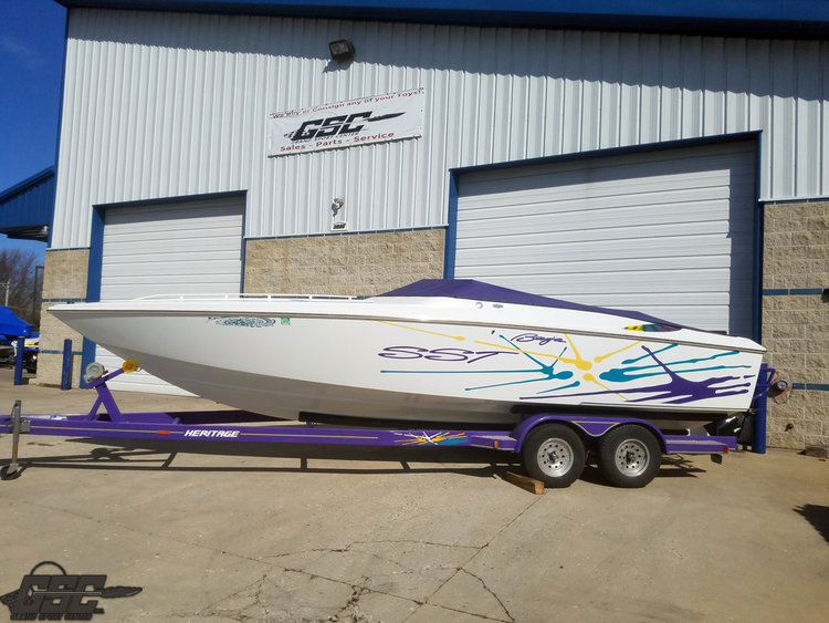 SOLD in 24 HRS - 2000 Baja 25 Outlaw