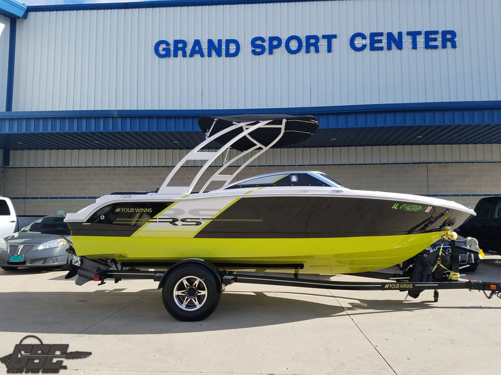2014 Four Winns 190 RS Bowrider