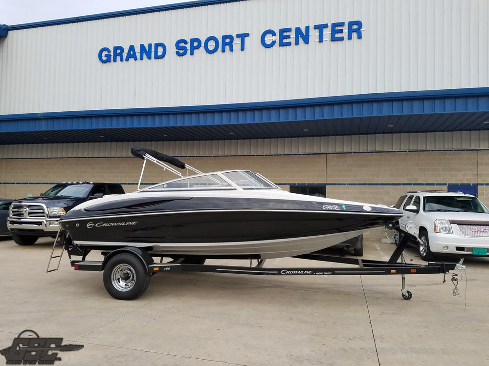2017 Crownline 185SS Bowrider