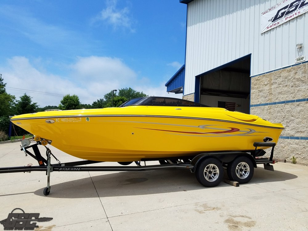 2007 Four Winns 220 SS  -  Sold in 72 hours!