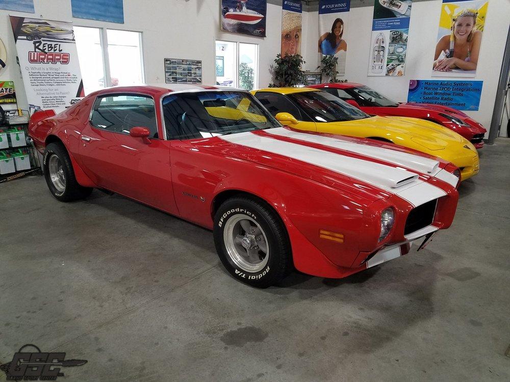 1973 Pontiac Firebird Formula Butler Performance