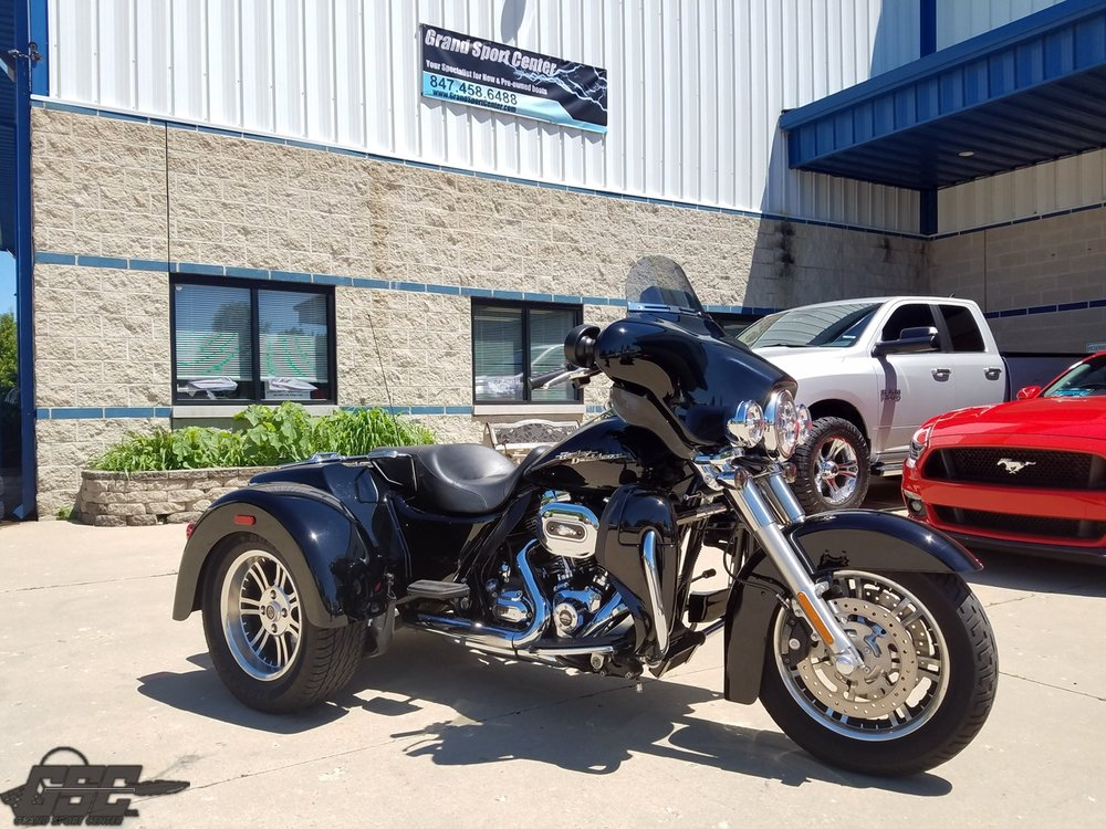 Custom 2010 Harley Davidson Street Glide Trike – 120R engine, SOLD IN 72 HRS