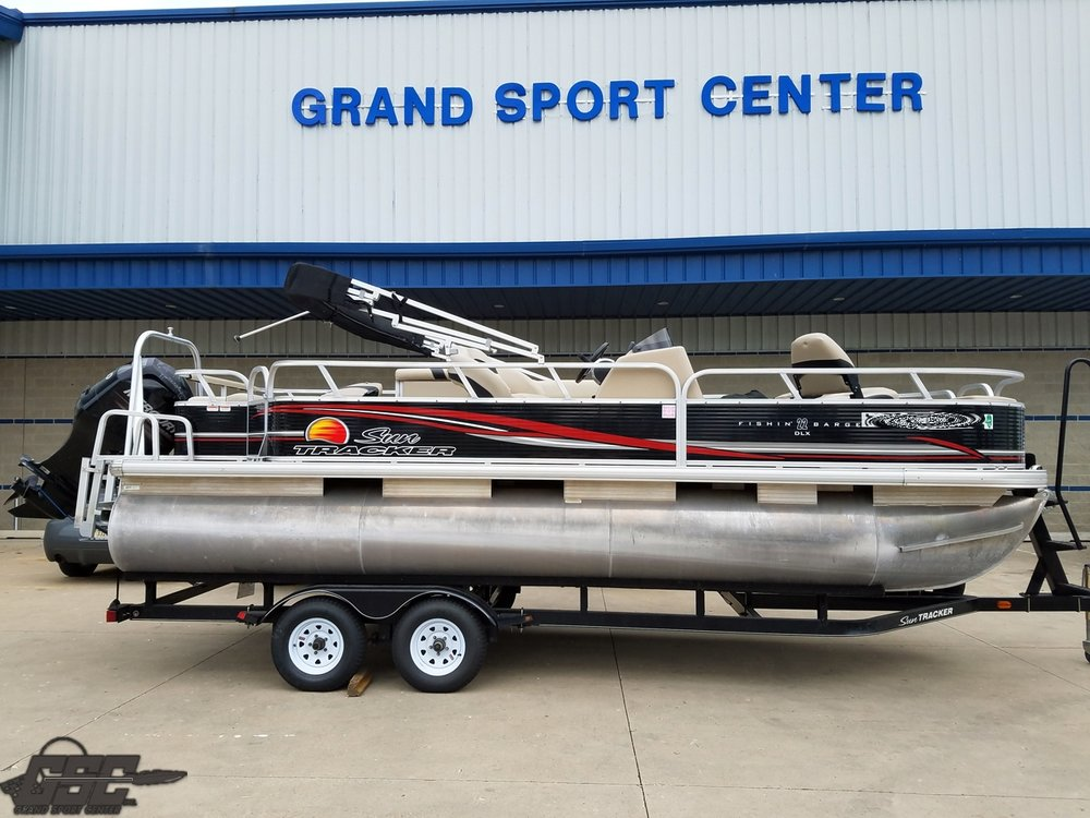2013 Suntracker FB22 Pontoon