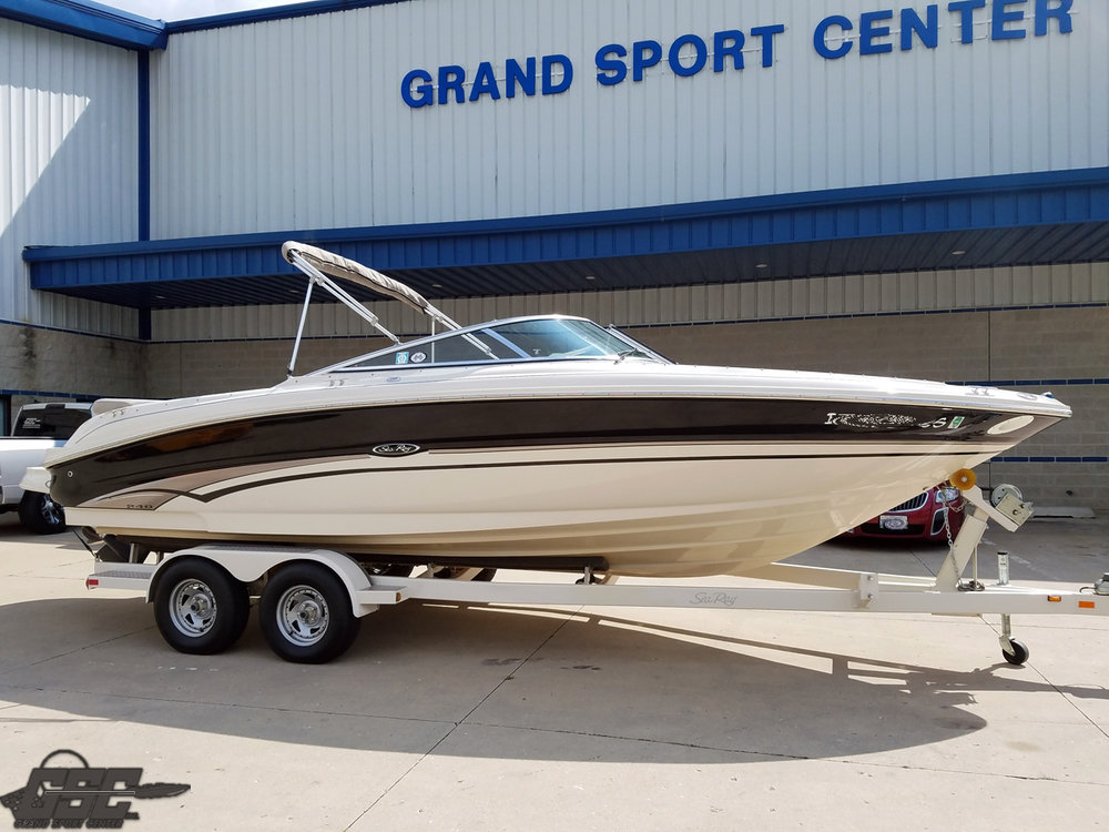 2003 Sea Ray 240 Signature - 496 HO 425hp